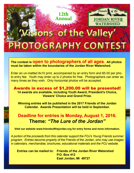 Visions of the Valley Photography Contest Deadline - East Jordan Chamber